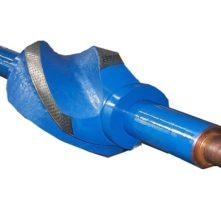 NEAR-BIT STABILIZER, 12 1/8″ X 8 1/4″ X 2 13/16″ID X 90″ OAL, HARD FACING: HF3000, THE CROWN LENGTH 457.2mm