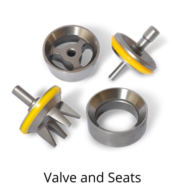 Valve and Seats